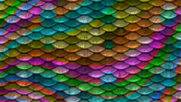 40 Magnificent Fish Scale Patterns Free Premium Creatives Impressive Fish Patterns