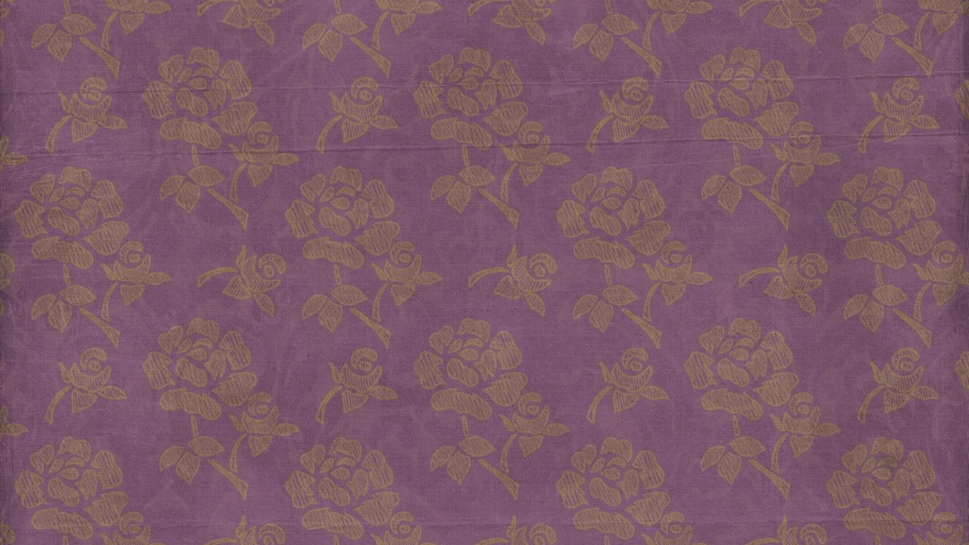 Floral Paper Texture For Free