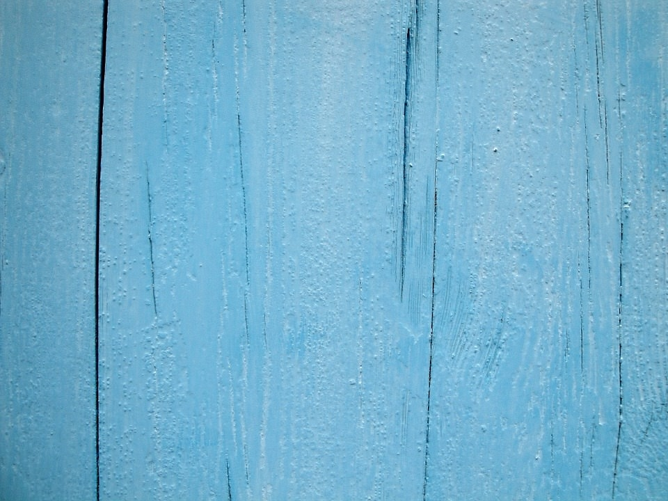 Free Blue Wood Background