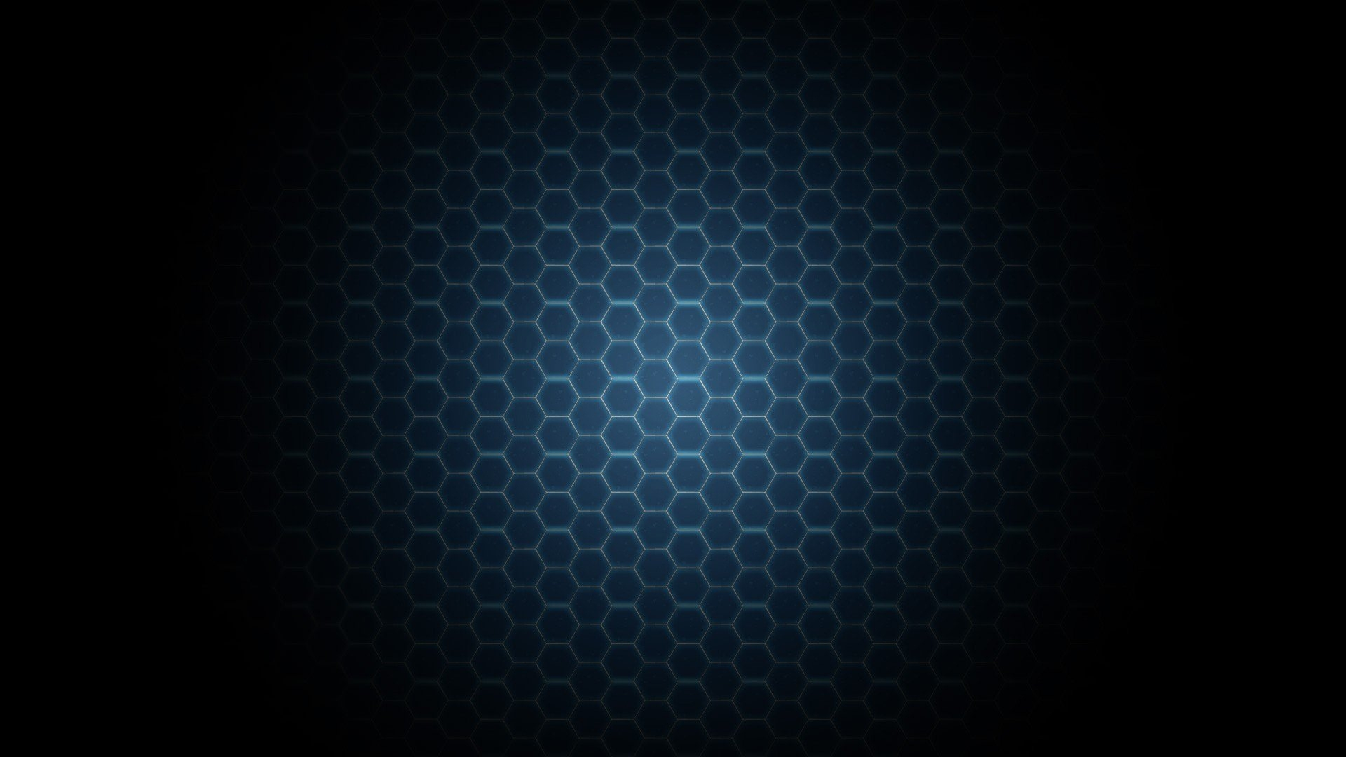 Free Dark Hexagon Pattern For Download