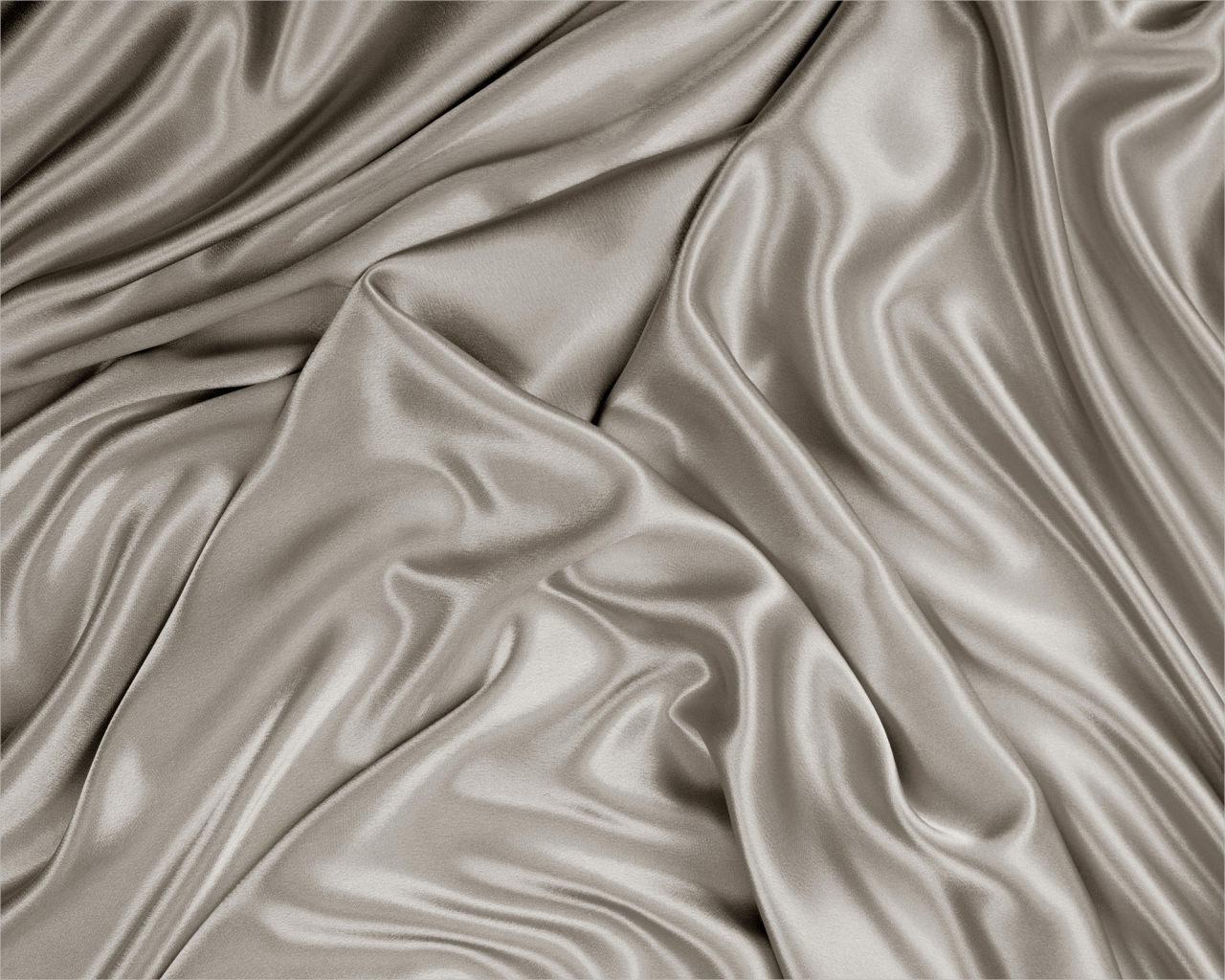 Free Gray Silk Fabric Texture