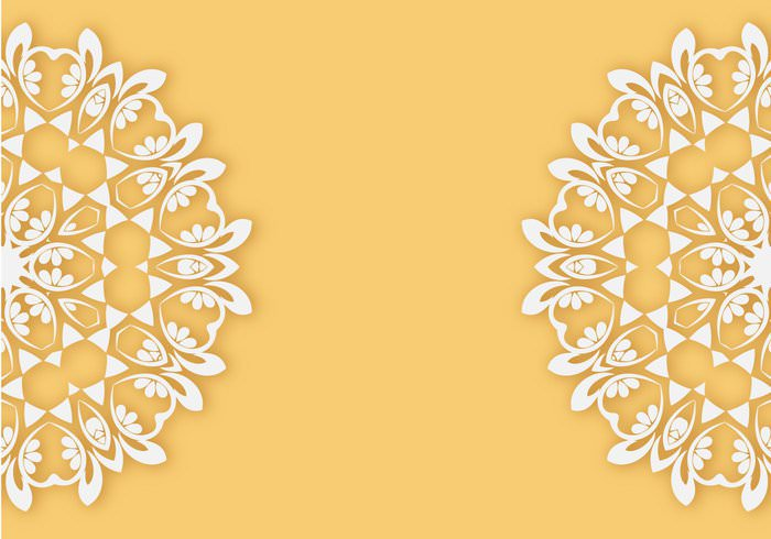 Free Lace Pattern Vector