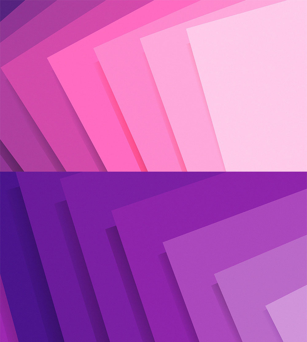Free Set of 40 Material Design Backgrounds