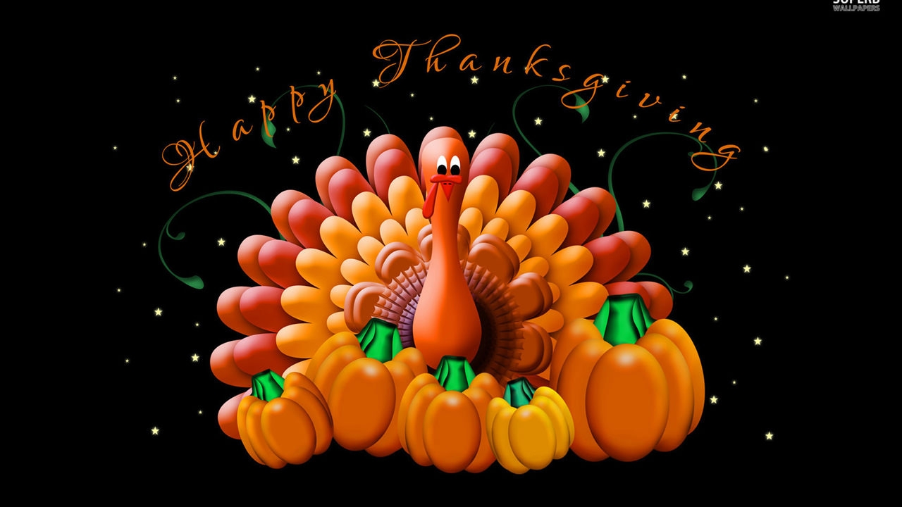 free fun thanksgiving wallpapers - photo #2