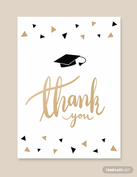 FREE 25+ Graduation Card Designs in PSD   Vector EPS   MS ...