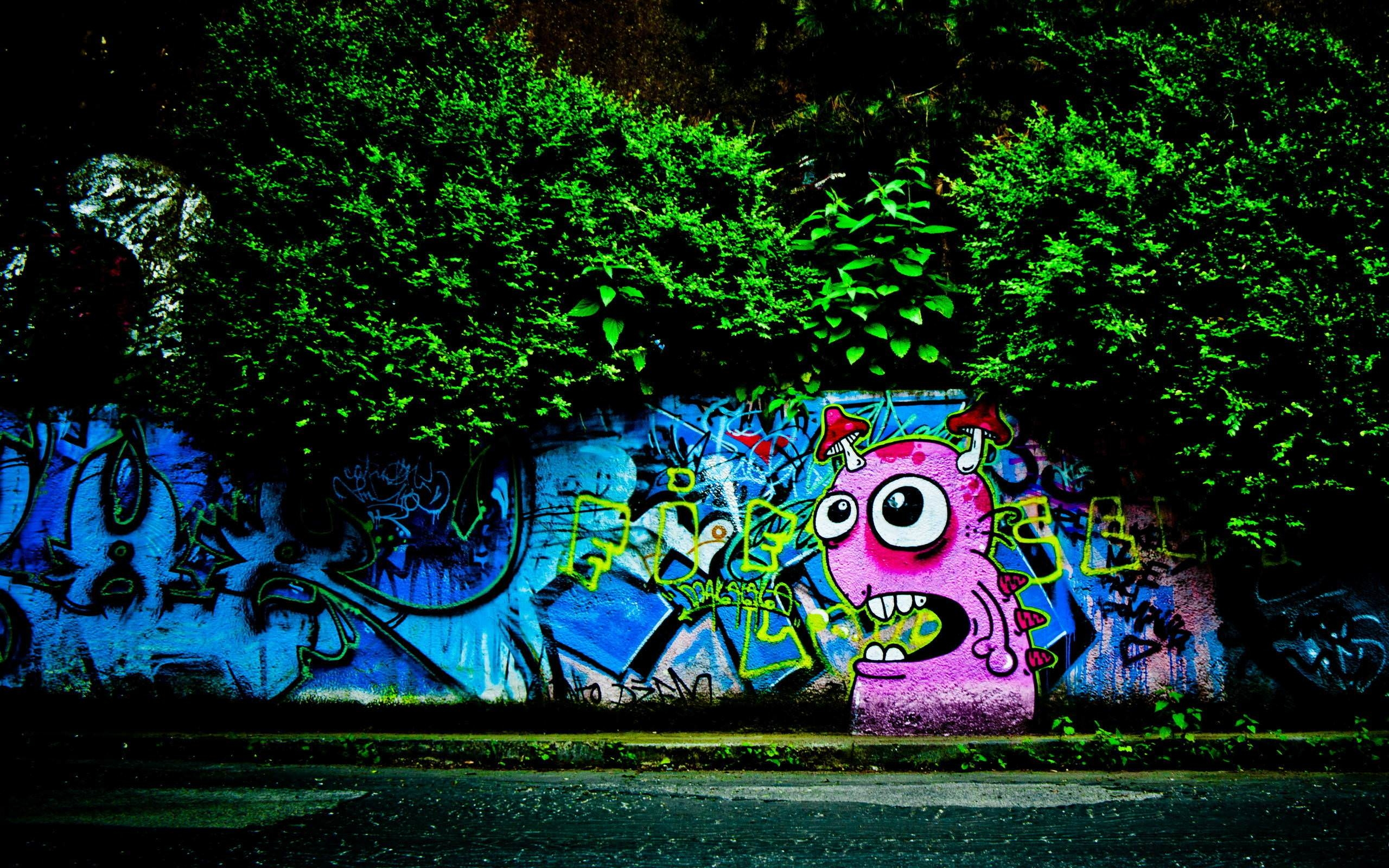 Graffiti Wallpaper For Free Download