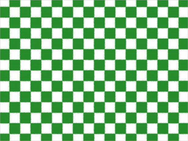 Green Checkered Pattern For Free