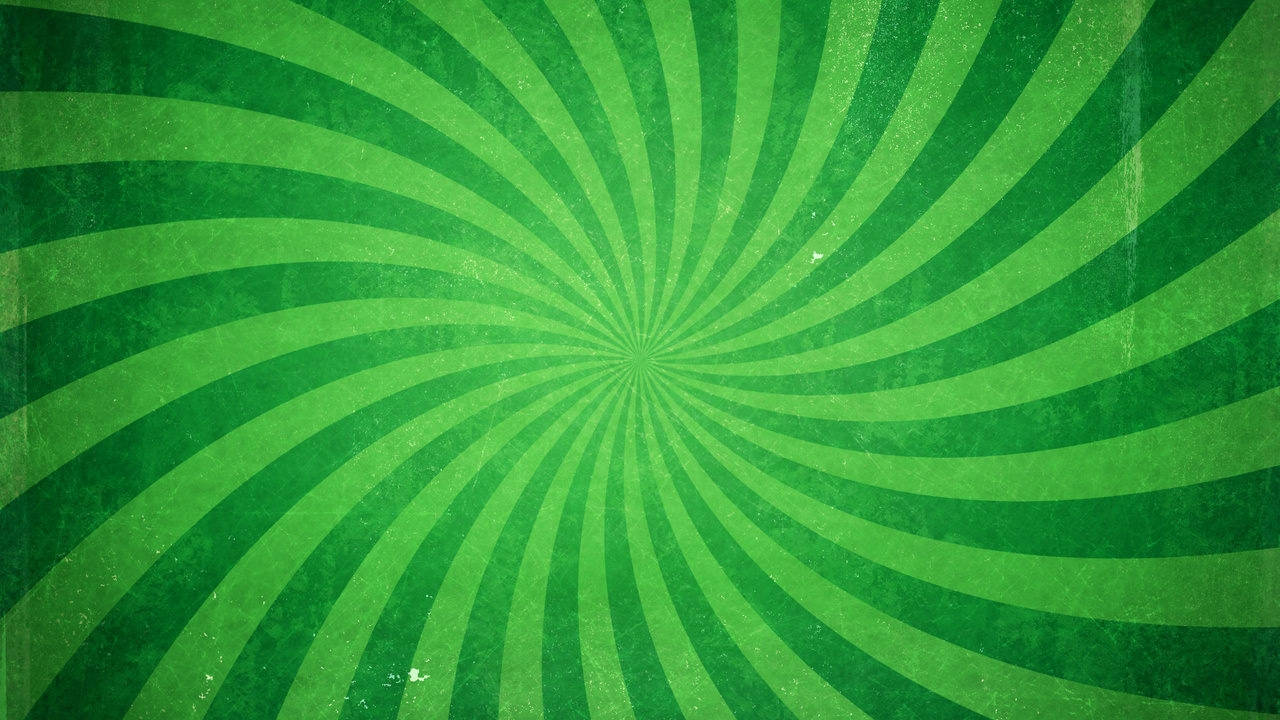 Green Grunge Sun Burst Backgrounds