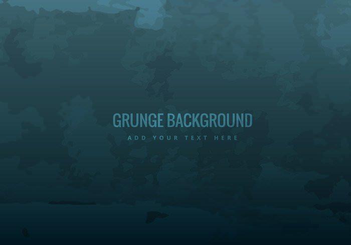Grunge Dark Texture Vector Background