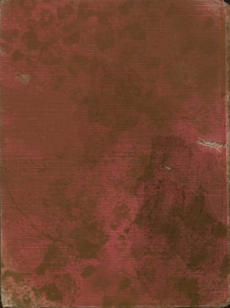 Grunge Red Cloth Book Texture