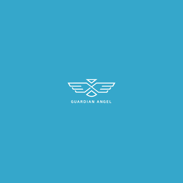 Guardian Angel Wing Logo