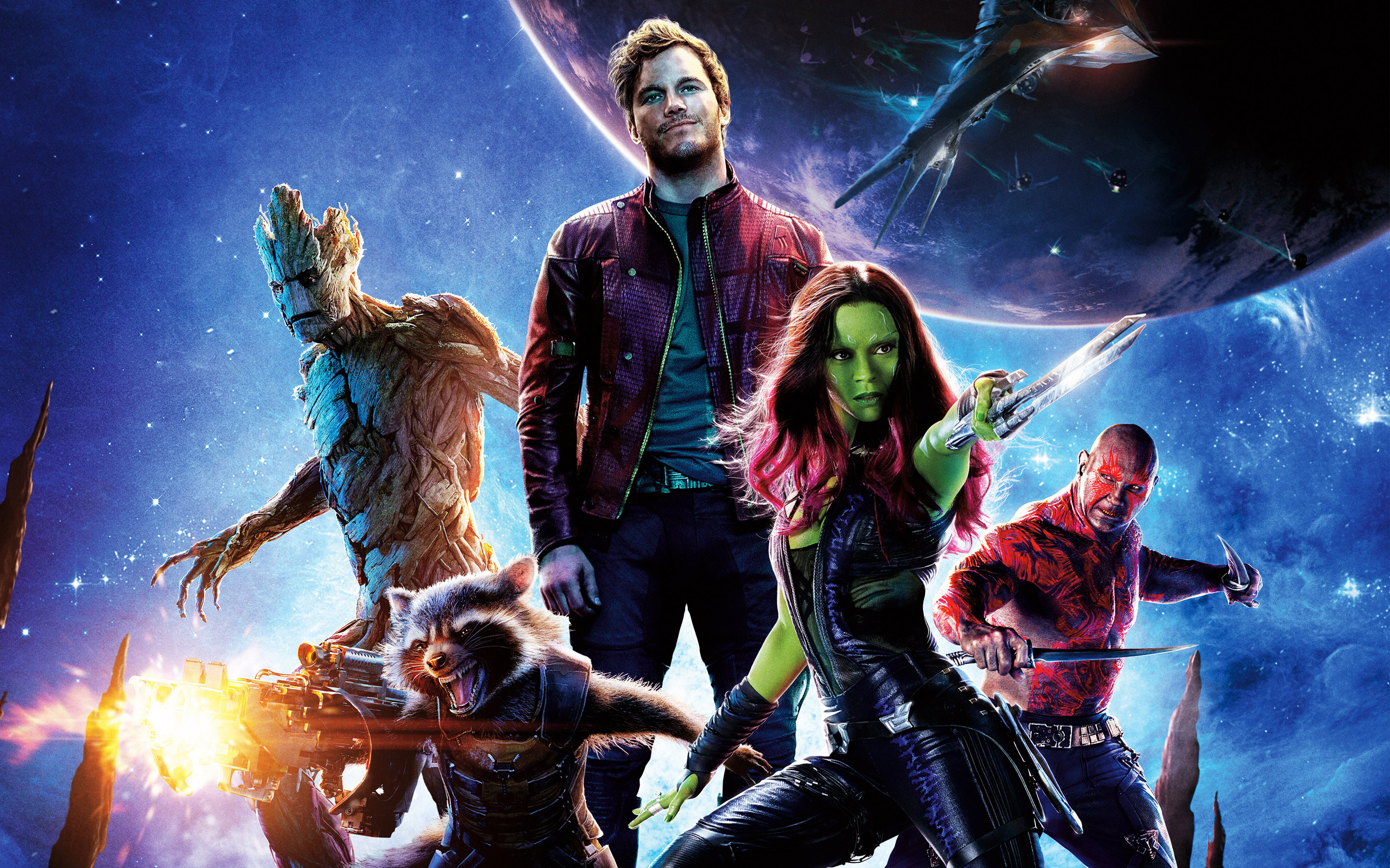 guardians of the galaxy background