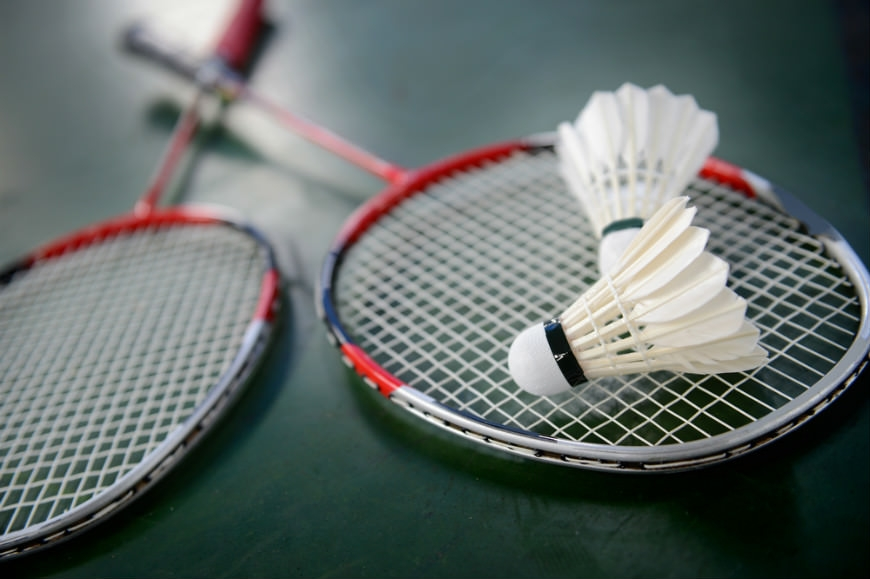 HD Badminton Wallpapers