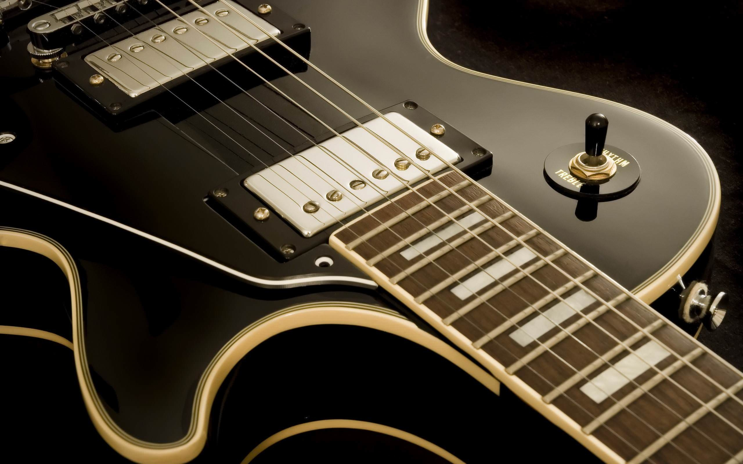 HD Music Guitar Wallpaper