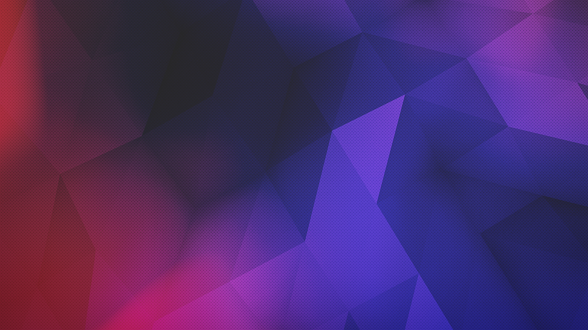 HD Purple Polygon Background