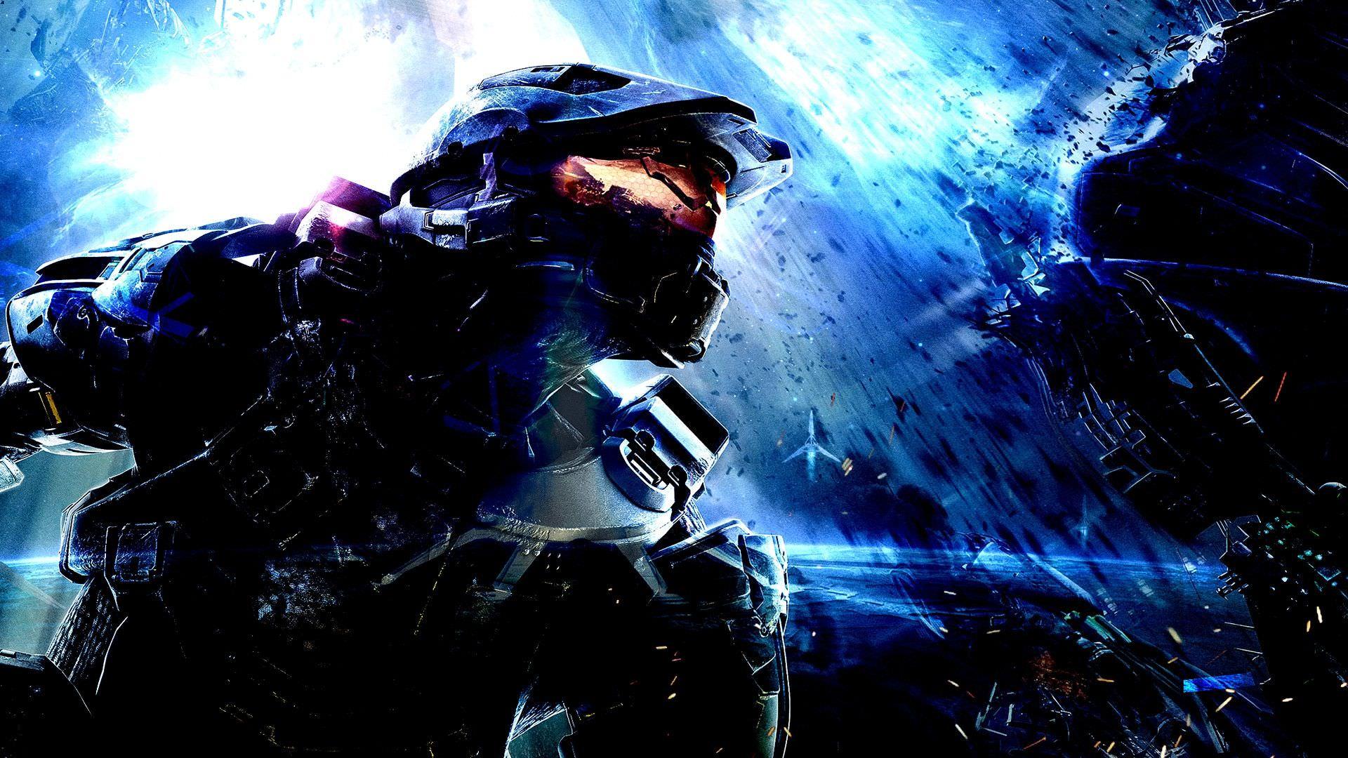 Halo 4 Desktop Wallpaper