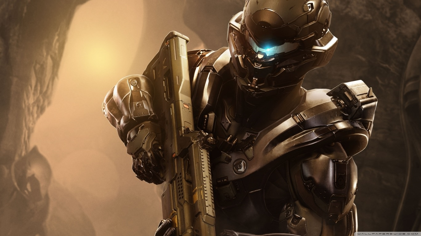 Halo 5 Guardians Agent Locke Wallpaper