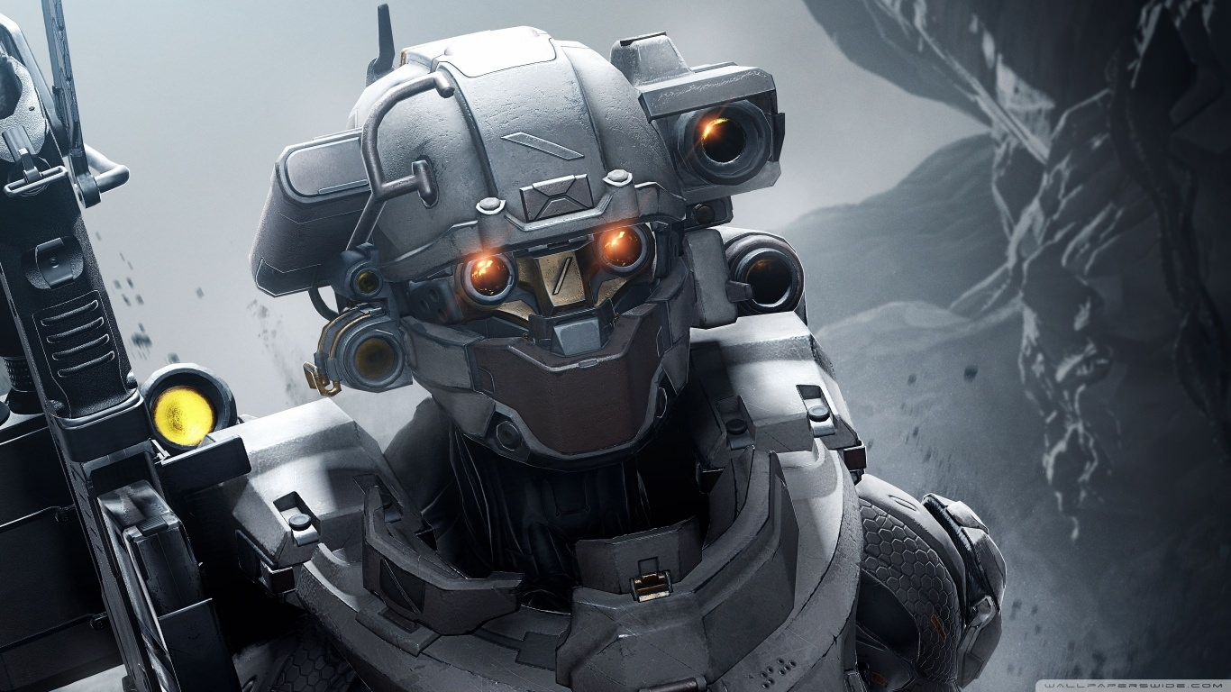 Halo 5 Guardians Linda 2015 Wallpaper