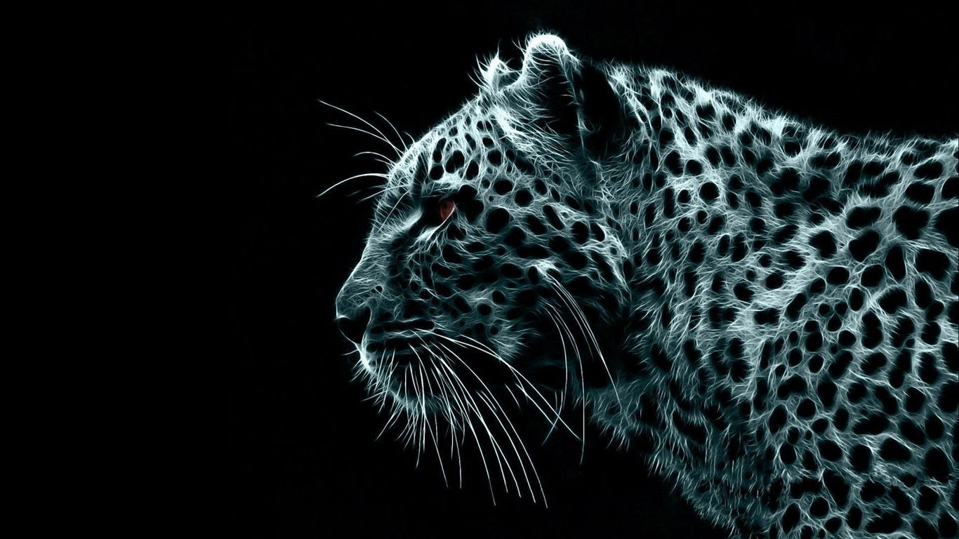 High Quality Leopard Wallpaper