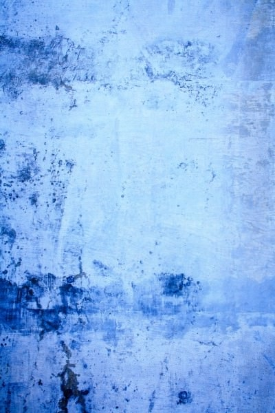 High Res Blue Grunge Textures Set