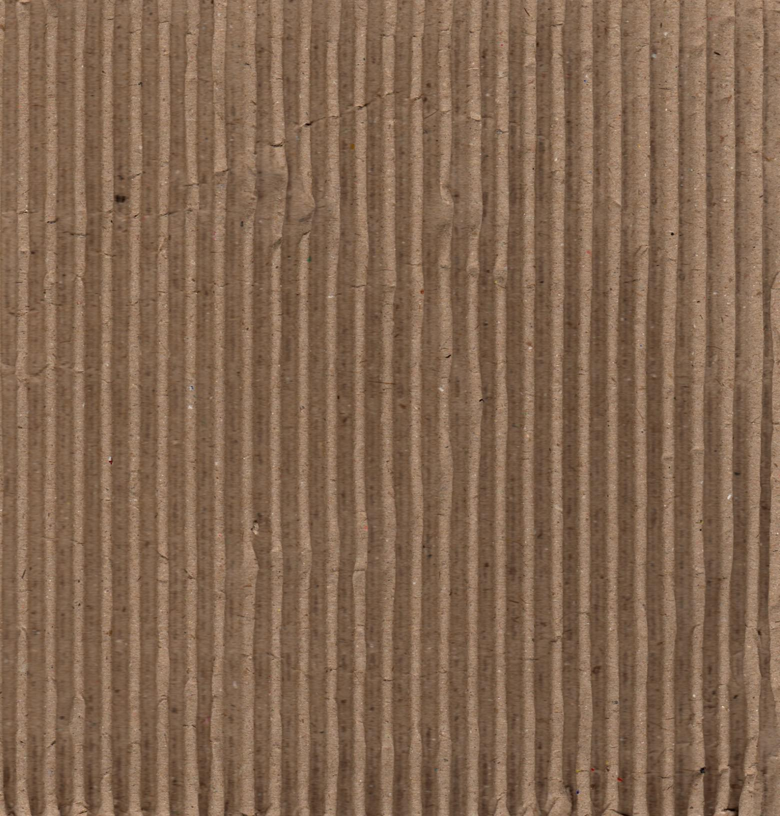 High Res Brown Cardboard Texture