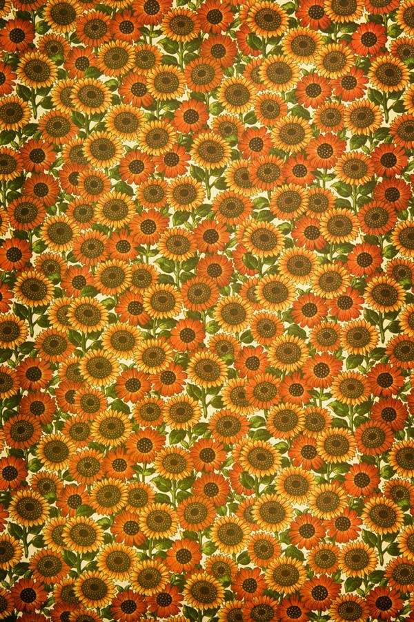 High Resolution Paper Floral Textures