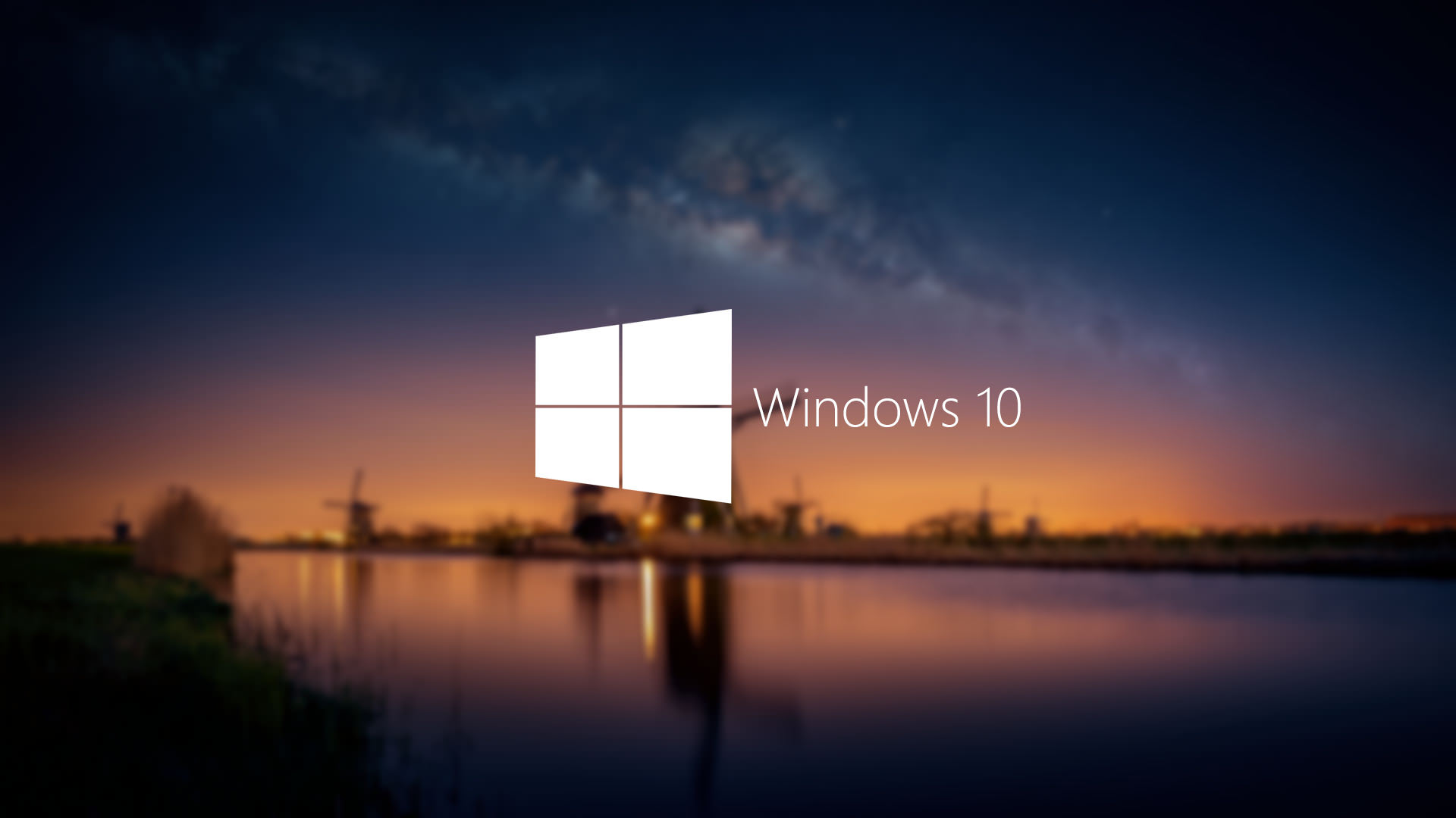 High Resolution Windows 10 Wallpaper
