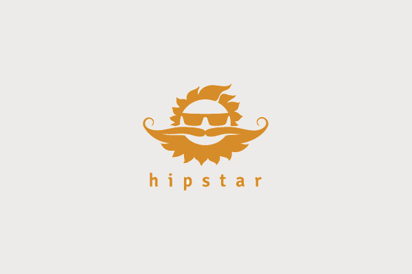 Hipstar Logo For Free