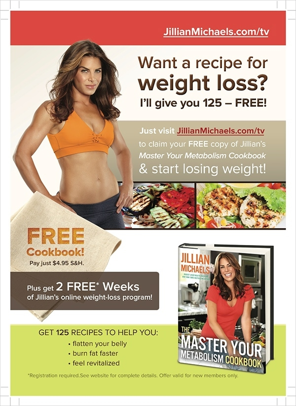 Jillian Michaels Fitness Magazine