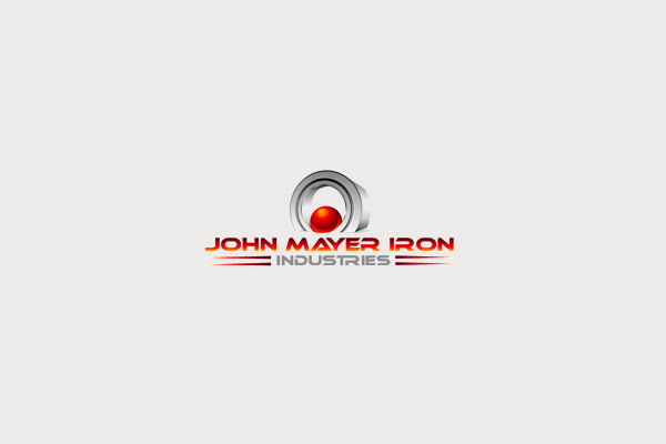 John Mayer Iron Logo
