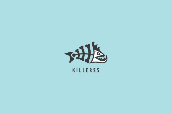 Killerss Fish Logo For You