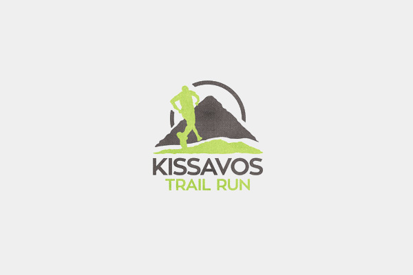 Kissavos Trail Run Sport Logo