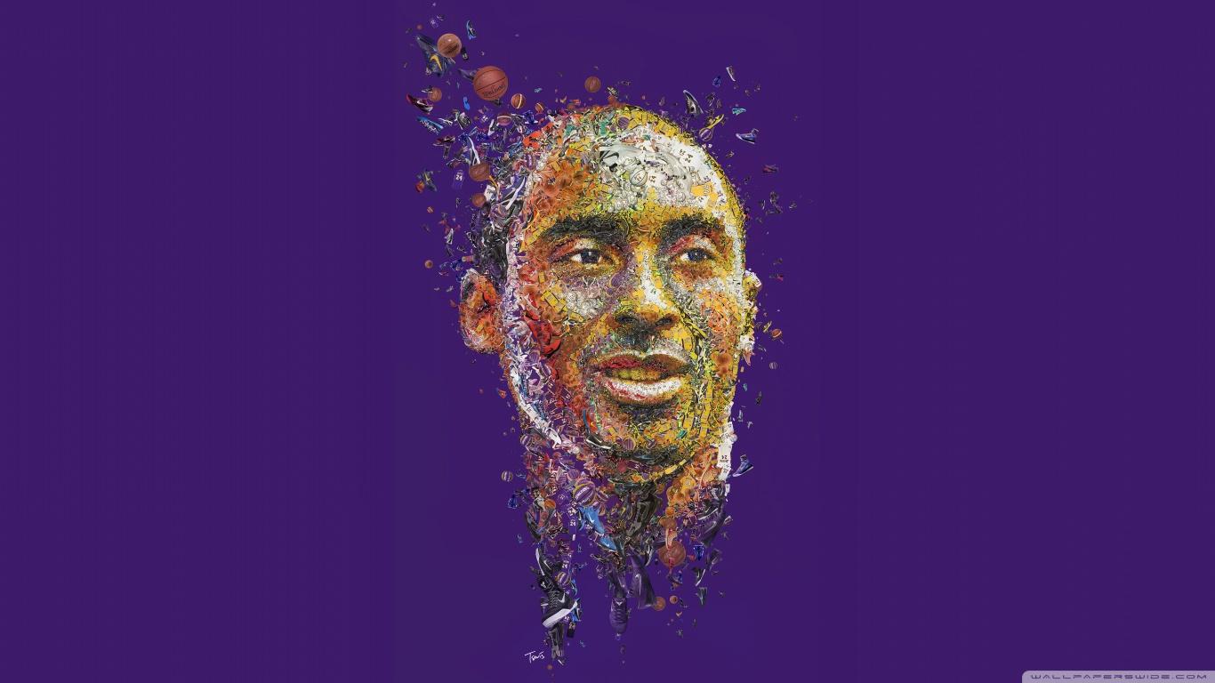Kobe Bryant Basketball Wallpaper