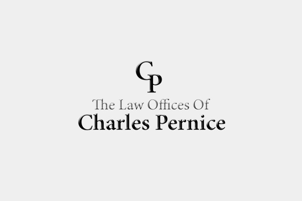 Law Offices of Charles Pernice Logo