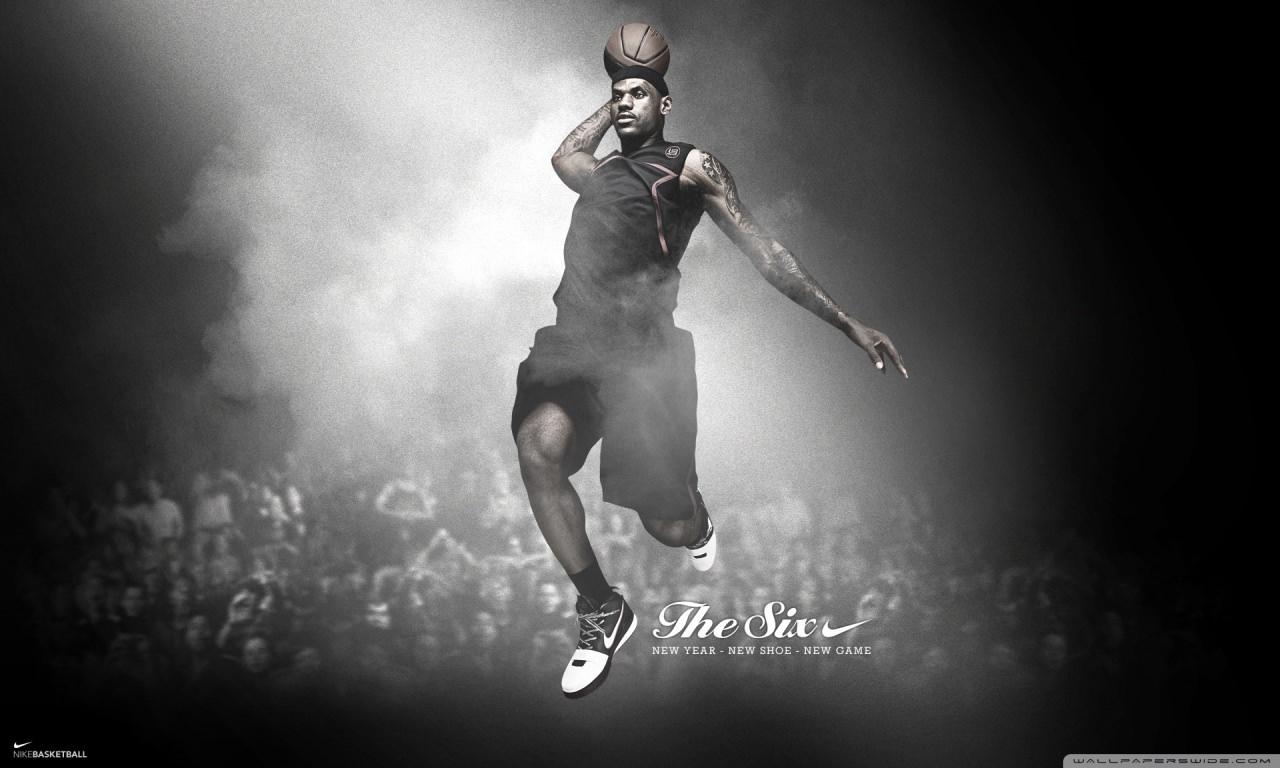 Lebron James Basketball Wallpaper