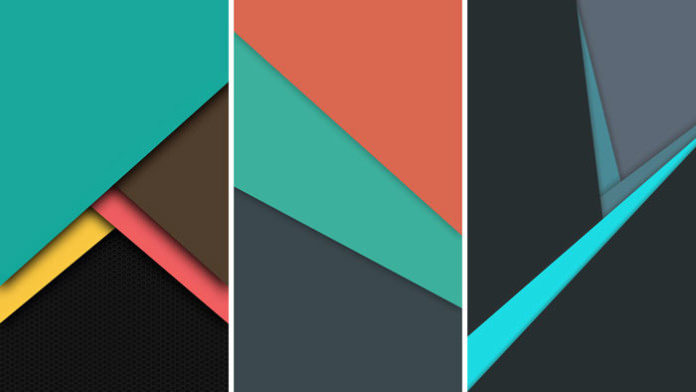 Lollipop 5.0 Material Design Pattern