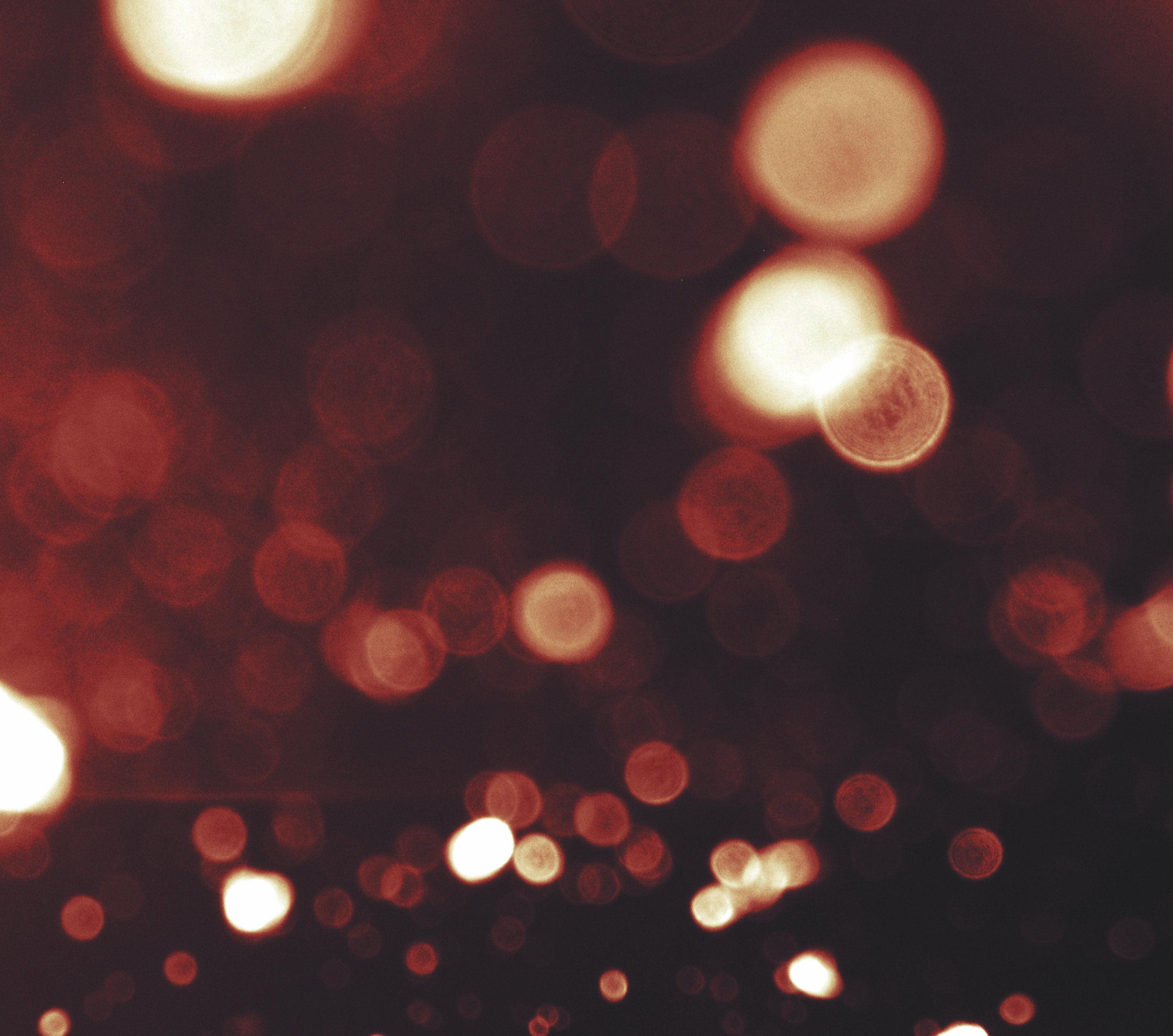 Love light Bokeh texture