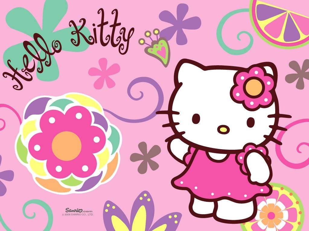 Lovely Hello Kitty Wallpaper for Desktop