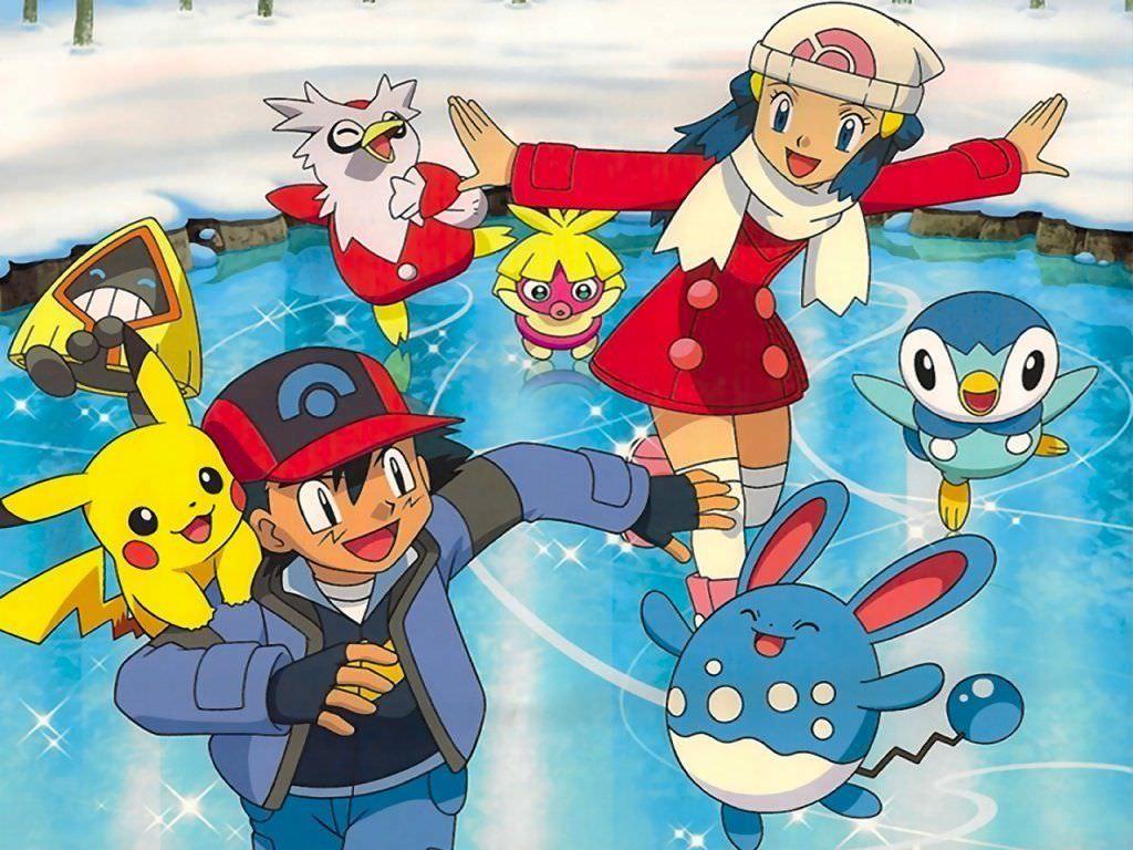Lovely Pokemon Background