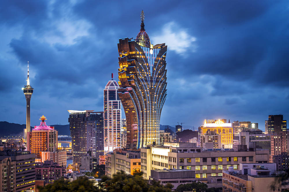 Macau China City Wallpaper
