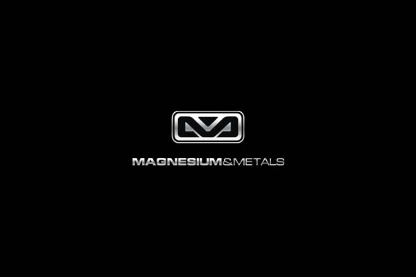 Magnesium Metal Logo Design