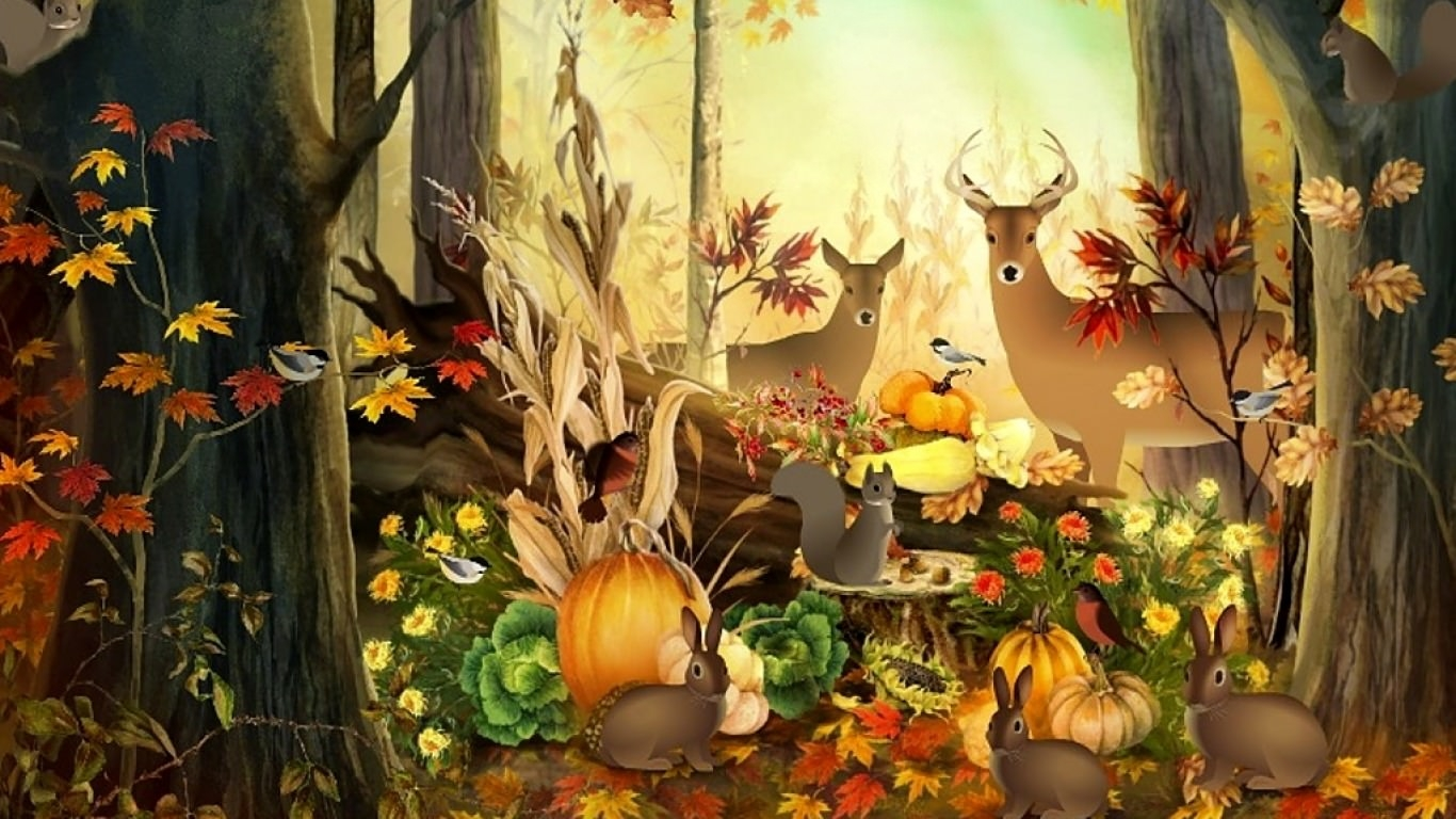Marvellous Thanksgiving Wallpaper