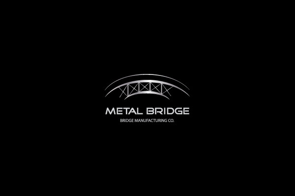 Metal Bridge Logo Design
