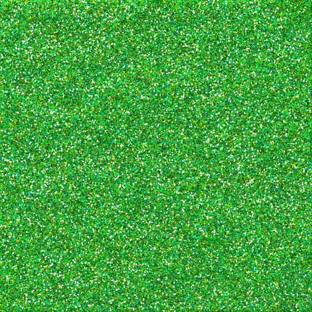 Metallic Green Glitter Texture