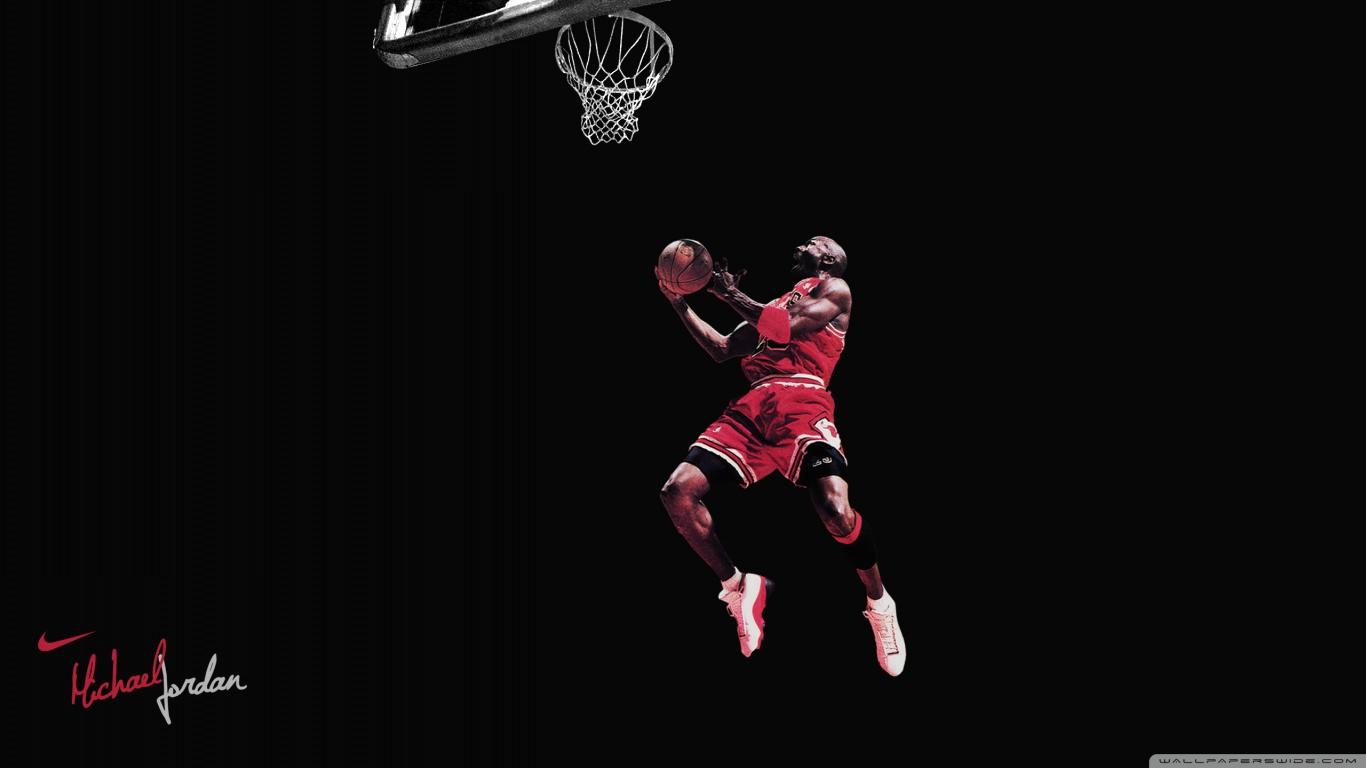 Michael Jordan Clean Wallpaper
