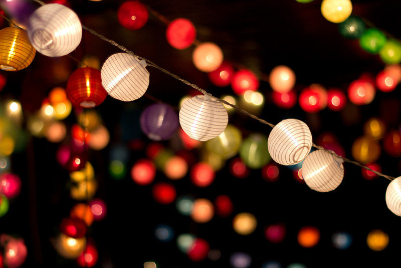 Mindblowing Twinkle Lights Photography