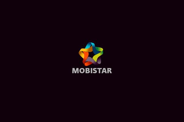 Mobistar Rainbow Logo