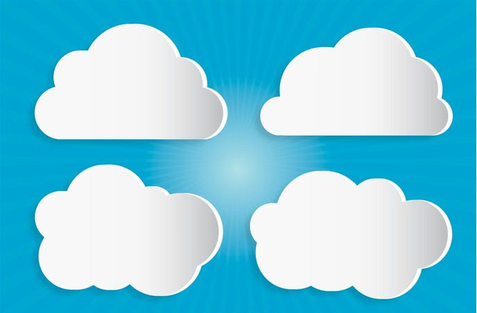 Modern Vector Clouds For You