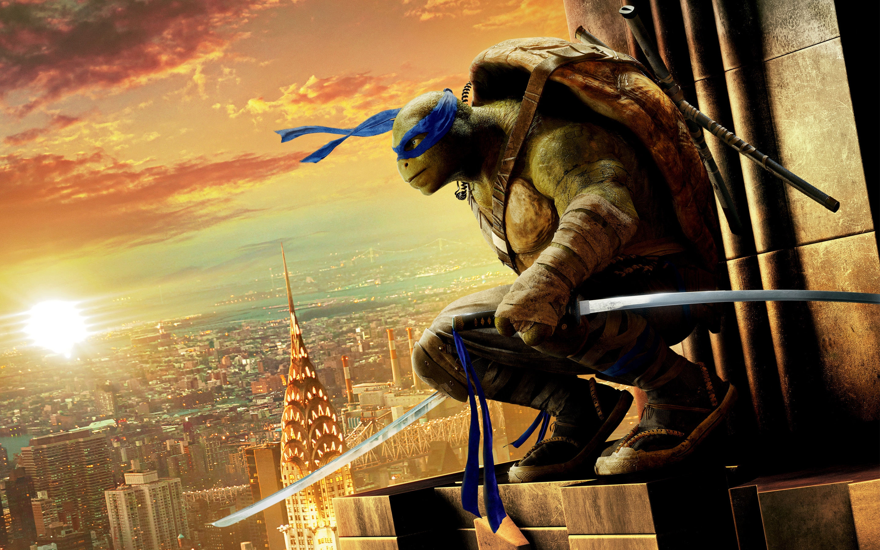 Mutant Ninja Turtle High Quality Background