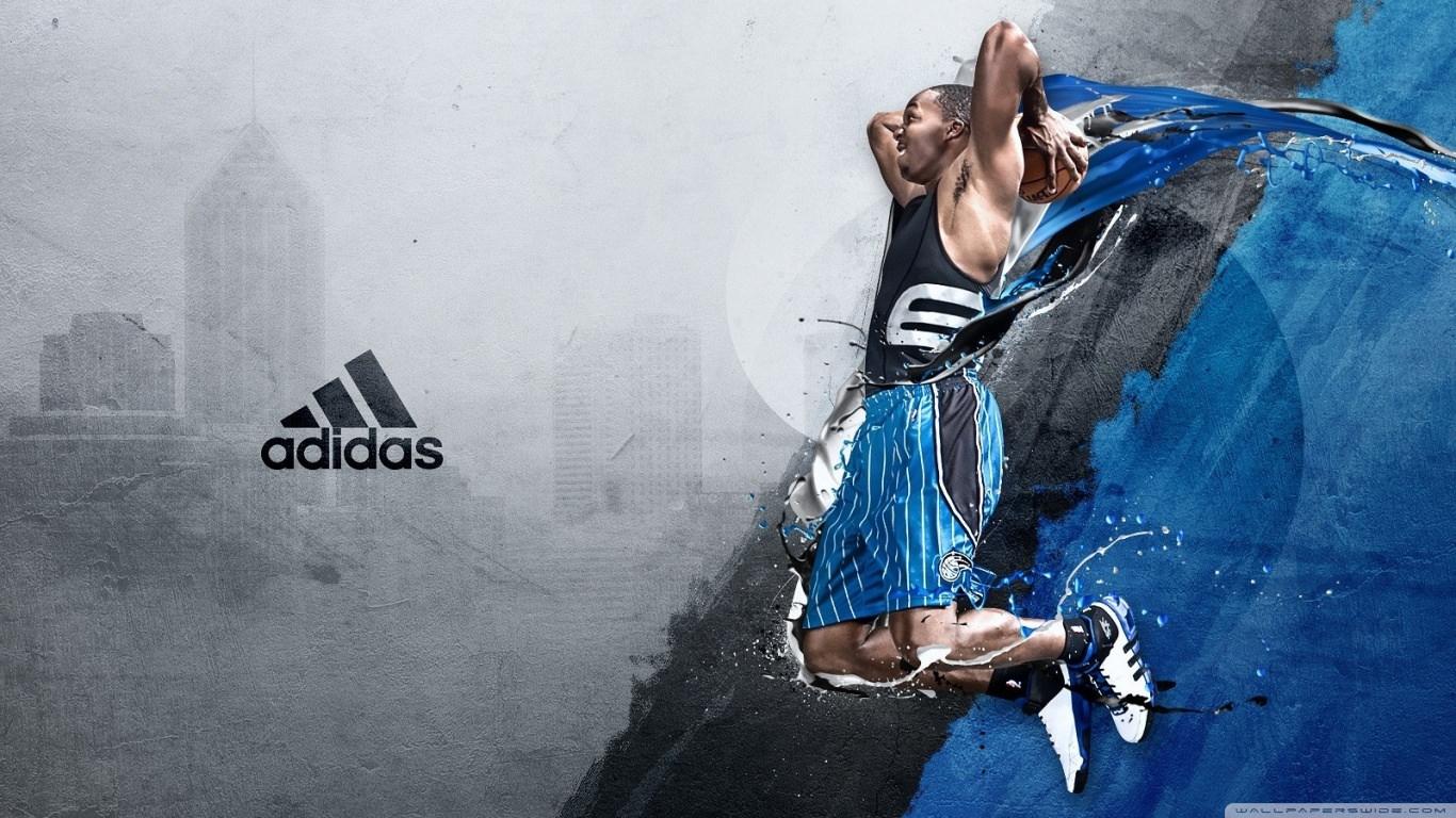 NBA Adidas Basketball Wallpaper